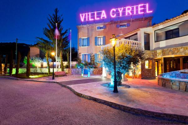 Hotel Pictures: Villa Cyriel, Contes