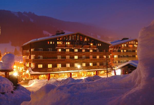 Hotel Pictures: La Marmotte Hôtels-Chalets de Tradition, Les Gets