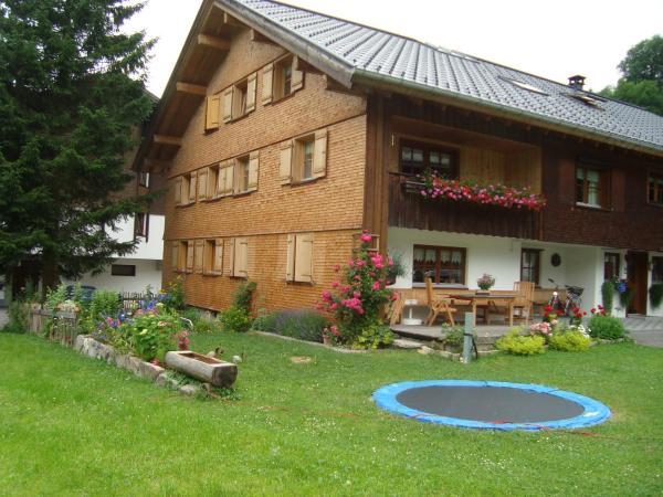 Φωτογραφίες: Ferienbauernhof Beer, Schoppernau