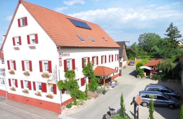 Hotelbilleder: Gasthof Löwen, Kappel-Grafenhausen