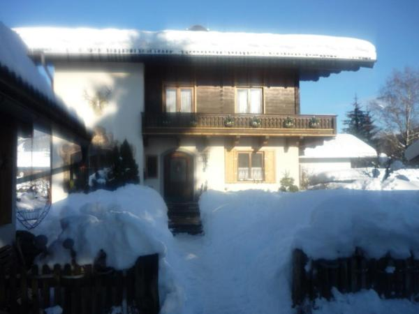 Foto Hotel: Four Elements Appartmenthaus Monarda, Flachau