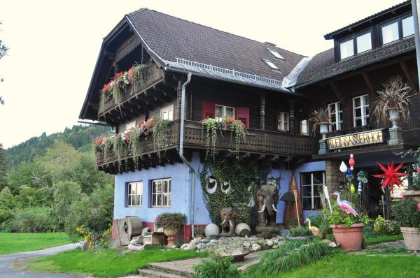 ホテル写真: Kleinsasserhof, シュピッタール・アン・デア・ドラウ