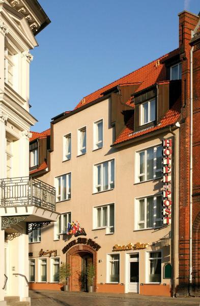Hotel Pictures: Altstadt Hotel zur Post Stralsund, Stralsund