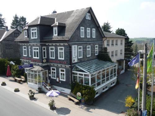 Hotel Pictures: Hotel Burghof, Oberweißbach