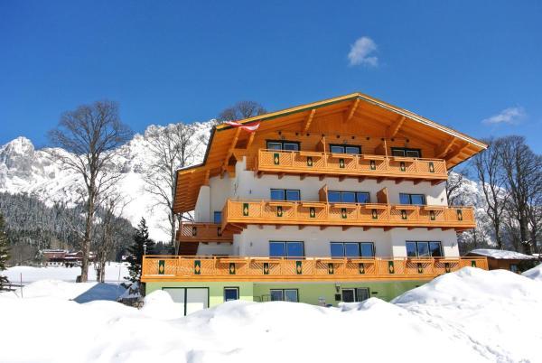 Hotel Pictures: Pension Bergpracht, Ramsau am Dachstein