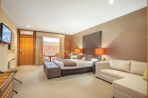 Executive Double Room with Spa Bath