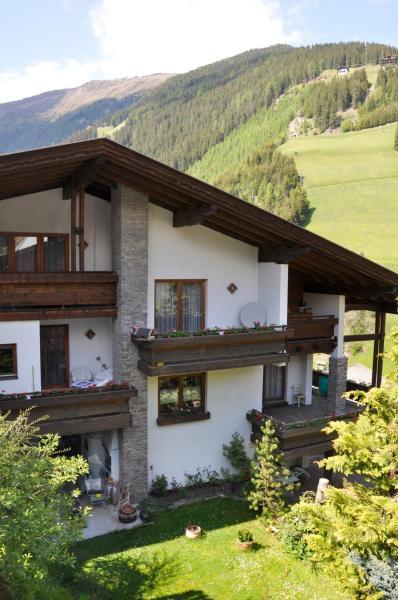 Fotografie hotelů: Apartmenthaus Edelberg, Außervillgraten