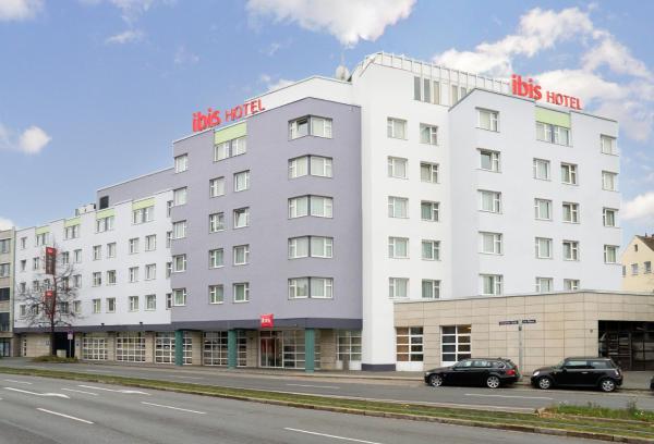 Hotelbilleder: ibis Nürnberg City am Plärrer, Nürnberg