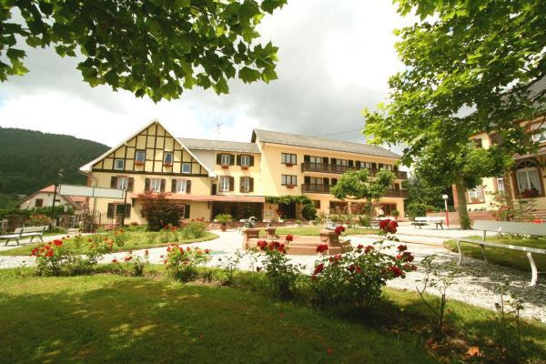 Hotel Pictures: Parc Hôtel, Wangenbourg