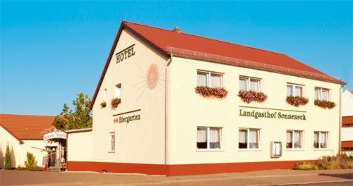 Hotel Pictures: Landgasthof Sonneneck, Listerfehrda