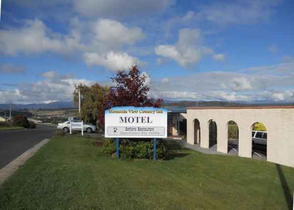 Foto Hotel: Mountain View Country Inn, Deloraine