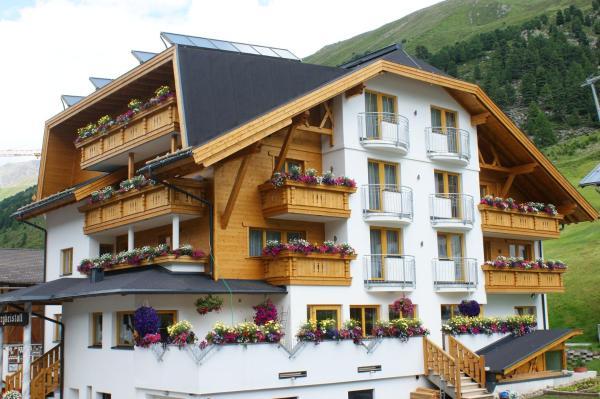 Fotos del hotel: Haus Bergkristall, Obergurgl