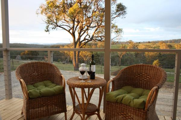 Foto Hotel: Grace Cottages, Uralla