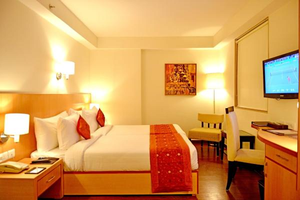 Deluxe Double Room - New Year Package