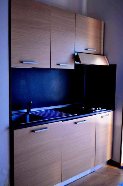 Double or Twin Room with Kitchenette and Balcony
