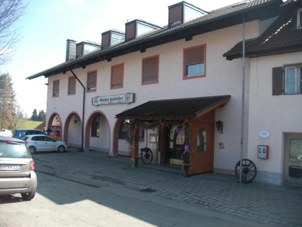Hotelbilleder: Landgasthof Haslacher, Böbing