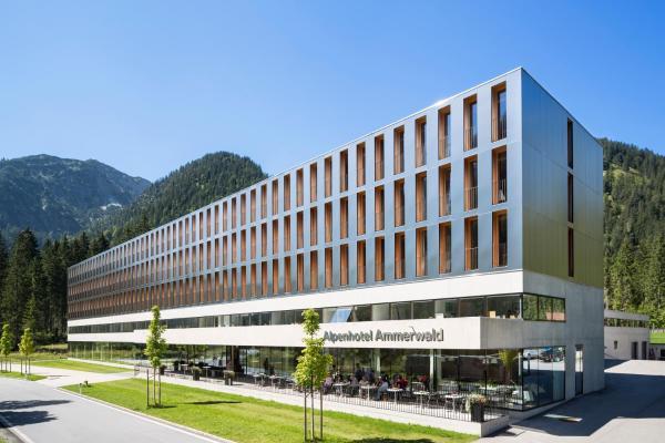 Hotelfoto's: Alpenhotel Ammerwald, Reutte