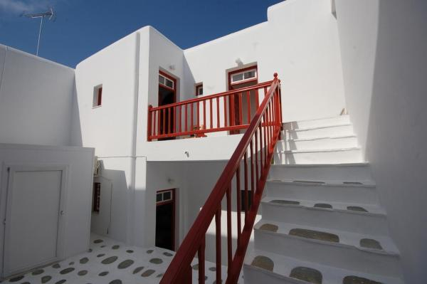 Zdjęcia hotelu: Dimitra Pension, Mykonos