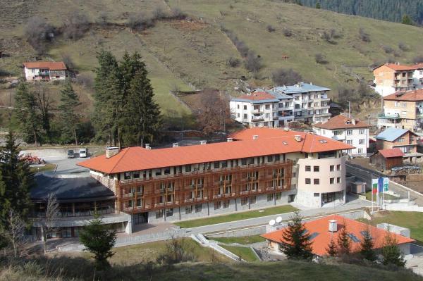 Hotellikuvia: Borika Hotel, Chepelare