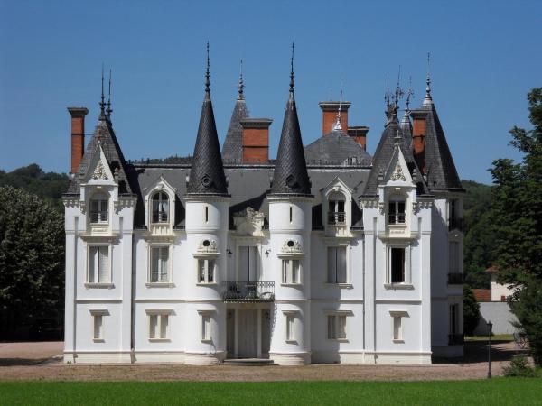 Hotel Pictures: Château de la Motte, Noailly