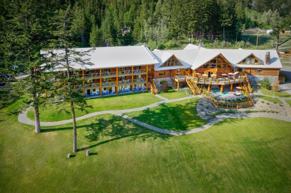 Hotel Pictures: Tyax Lodge & Heliskiing, Gold Bridge
