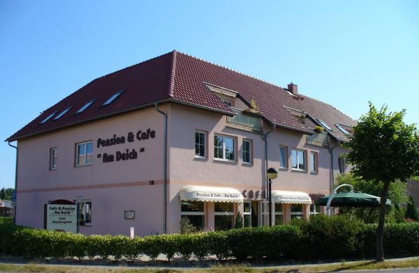 Hotel Pictures: Pension Am Deich, Peenemünde