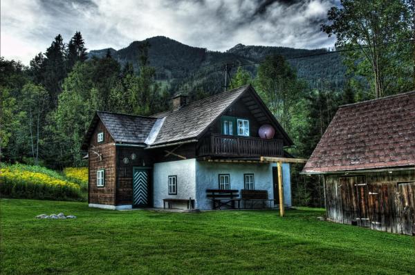 Fotos do Hotel: Stegerhütte, Hinterstoder