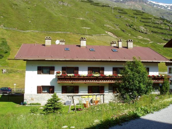 Foto Hotel: Haus Eberhard, Vent
