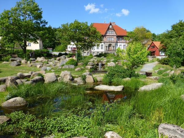 Hotel Pictures: Apartment Stöbereck, Schierke
