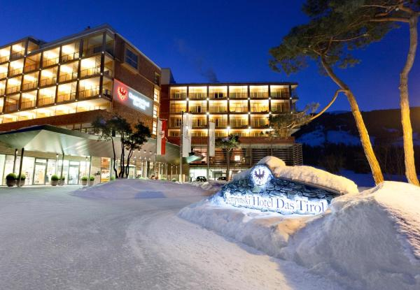 Φωτογραφίες: Kempinski Hotel Das Tirol, Γιόχμπεργκ