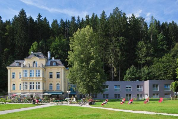 Fotos do Hotel: Villa Sonnwend National Park Lodge, Rossleithen