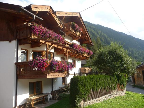 Fotografie hotelů: Familie Neunhäuserer, Neustift im Stubaital