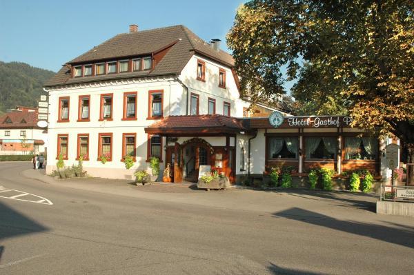 Hotel Pictures: Gasthof Pfauen, Oberkirch