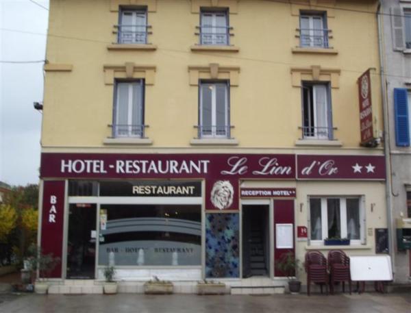 Hotel Pictures: Hotel Le Lion d'Or, Verdun-sur-Meuse