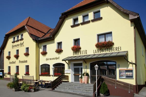 Hotelbilleder: Hirmonshof, Bischofsmais