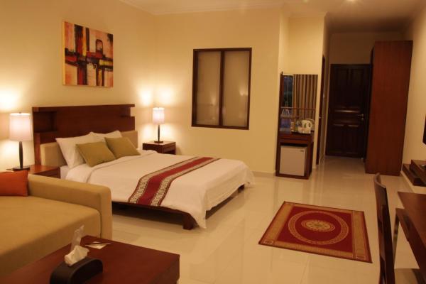 Double Beachfront Suite