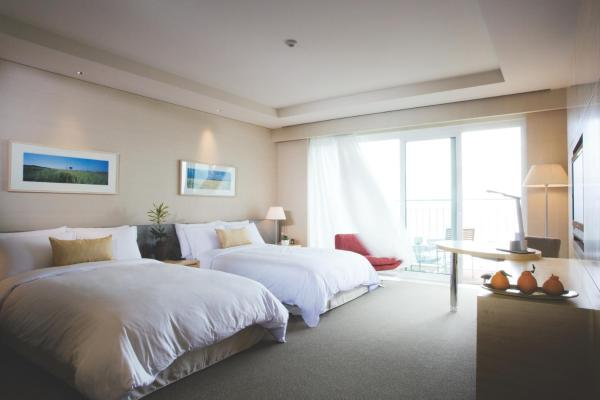 Superior Twin Room with Mountain View