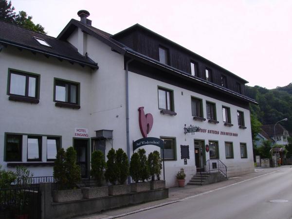 Hotellikuvia: Gasthaus Roter Hahn, Höflein an der Donau