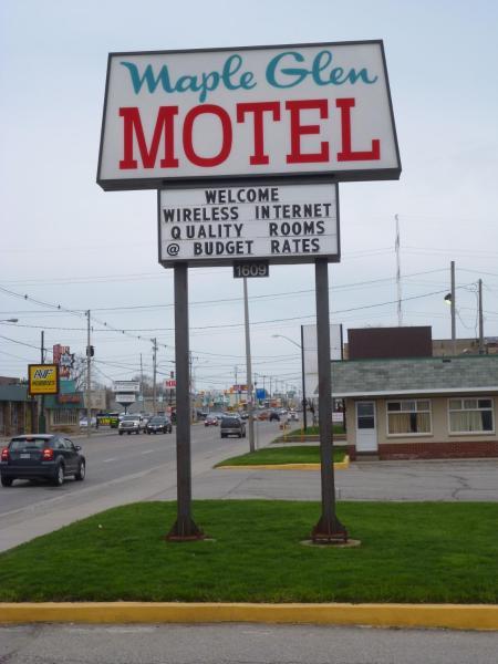 Hotel Pictures: Maple Glen Motel, London