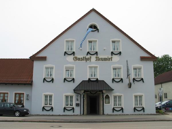 Hotelbilleder: Hotel Neuwirt, Hallbergmoos