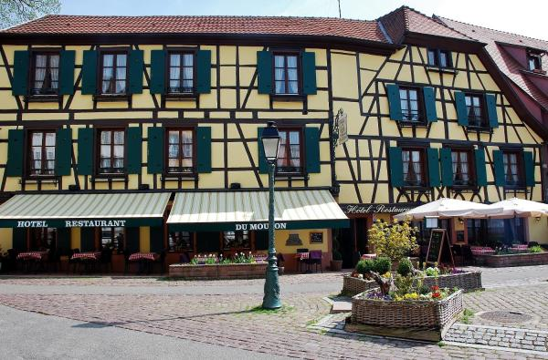 Hotel Pictures: Hôtel du Mouton, Ribeauvillé
