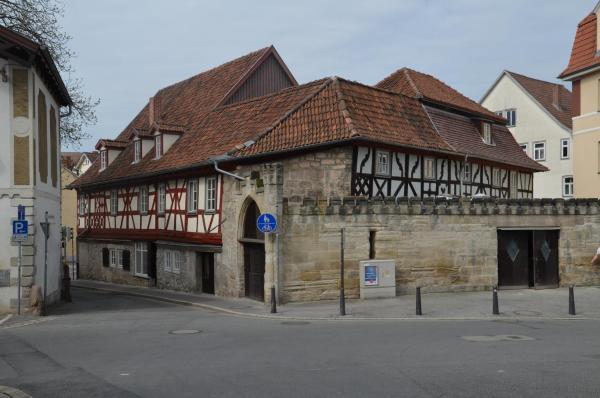 Hotel Pictures: Hotel Hahnmühle 1323, Coburg