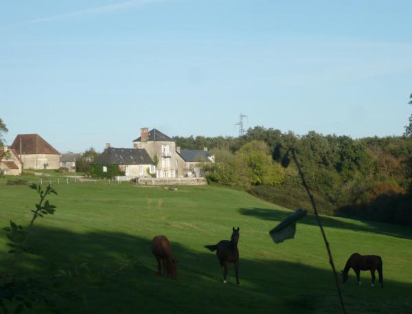 Hotel Pictures: Domaine de Montgenoux, Prissac