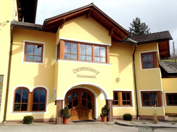 ホテル写真: Landhotel Oberwengerhof, Spital am Pyhrn