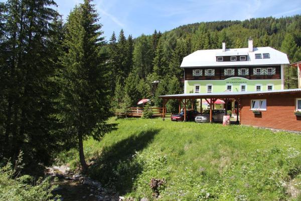 Fotos de l'hotel: Alpengasthof Hutmannshaus, Innerkrems