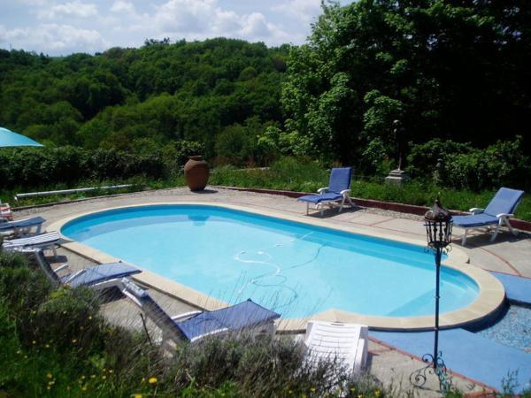 Hotel Pictures: Château de Monteux, La Fouillouse