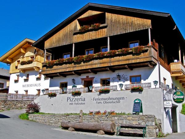 Hotellikuvia: Weberstube / Weberhaus / Zollhaus, Obertilliach