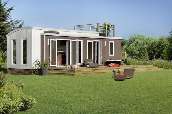 Two-Bedroom Mobile Home (6 Adults)