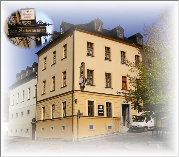 Hotelbilleder: Zum Kerkermeister Restaurant & Pension, Auerbach