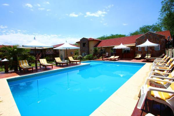 酒店图片: Apart Hotel Las Palmeras, Villa General Belgrano